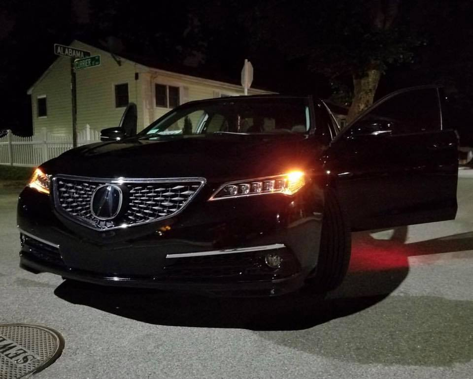 Killer Grill Mod Grill On A Acura TLX Forum - 2018 acura tsx grill replacement