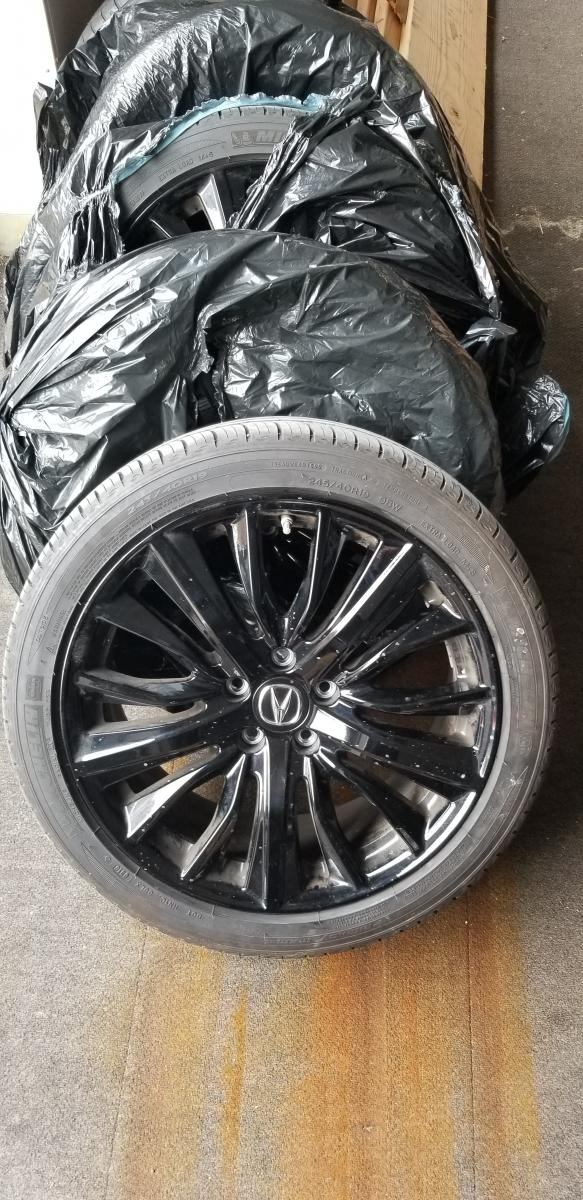 Michelin Primacy Mxm4 >> Selling 2017 TLX 19inch Rims and Tires (New England) - Acura TLX Forum