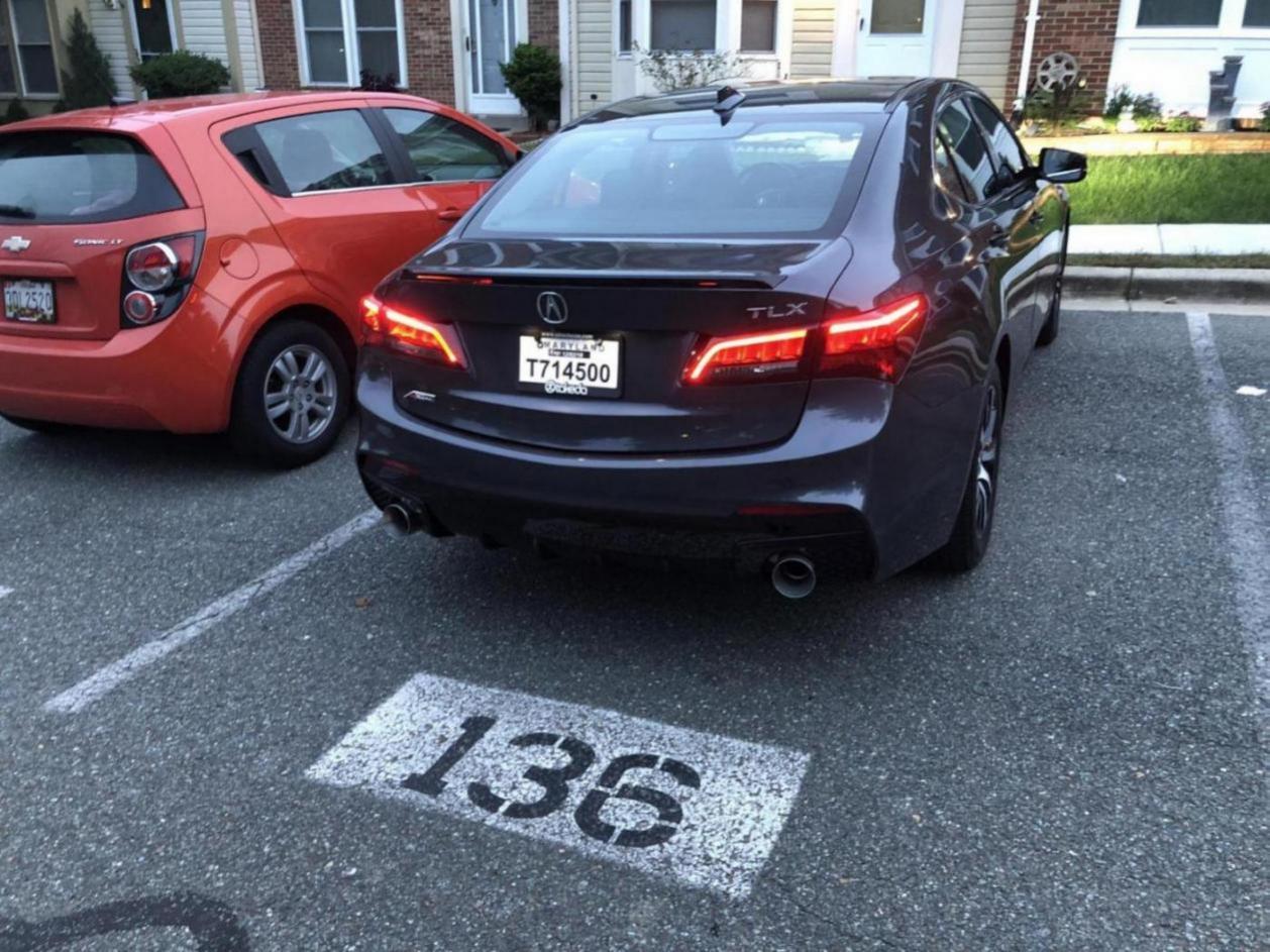 2015 Tlx Rear Conversion Acura Tlx Forum