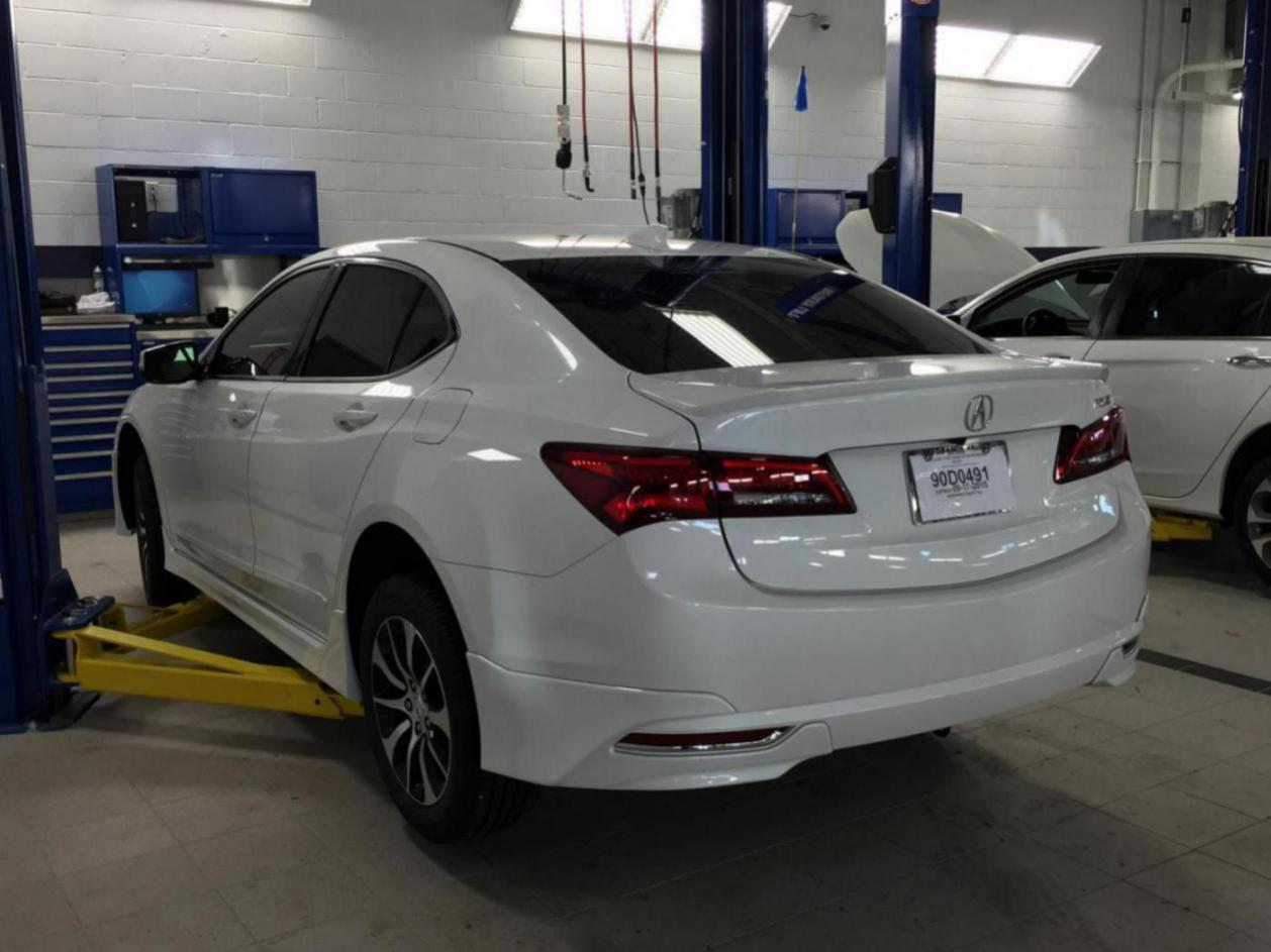 Tlx Getting Aero Kit Installed Acura Tlx Forum