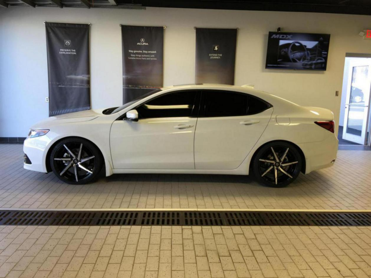 Acura Tlx Lowered New Car Models - Acura rdx lowering springs