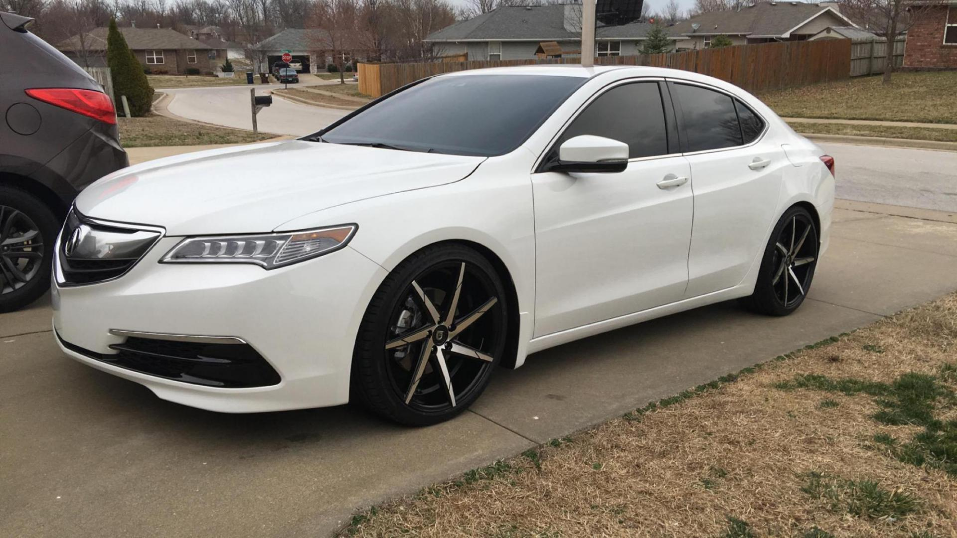 how much did you guys pay to tint your tlx acura tlx forum. Black Bedroom Furniture Sets. Home Design Ideas