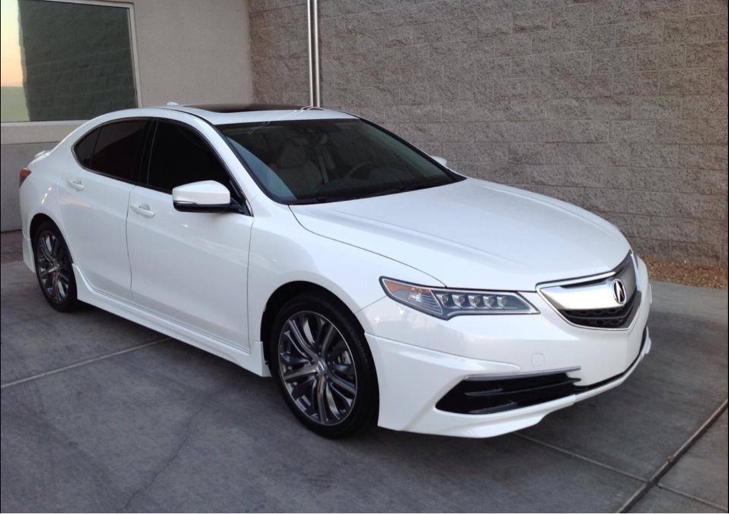 Aero Package Page 2 Acura Tlx Forum