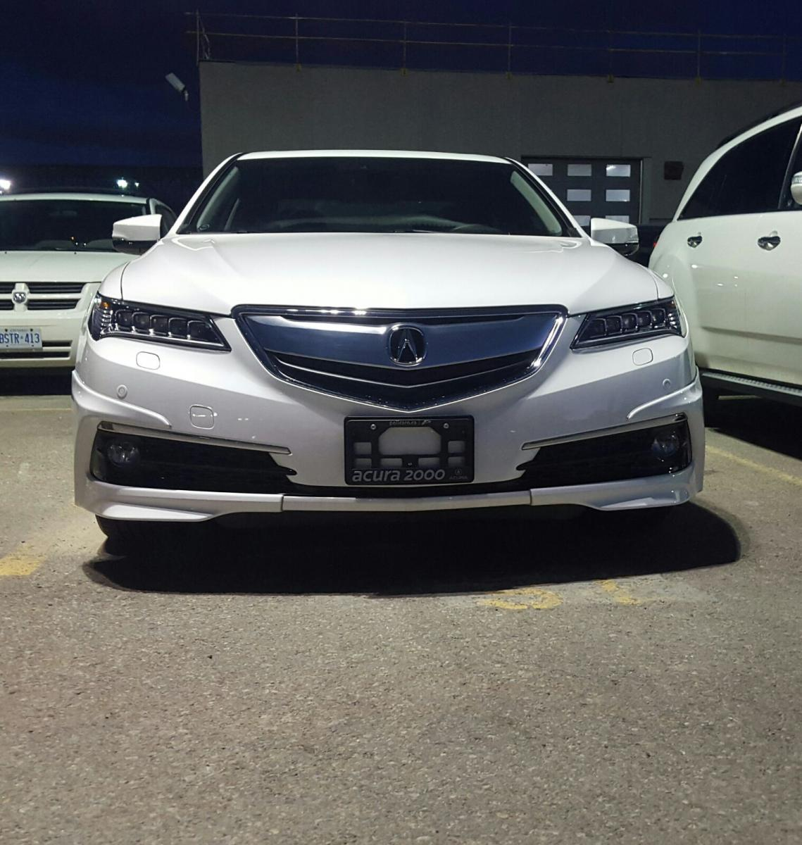 New Acura Tlx: Pics Of My New TLX