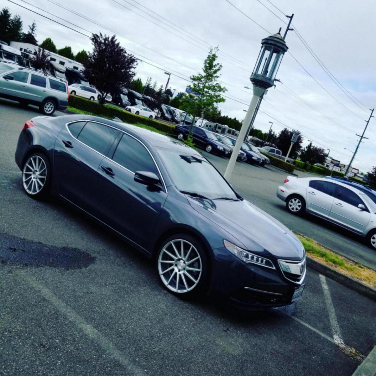This Is My 2015 Acura V6 Fwd