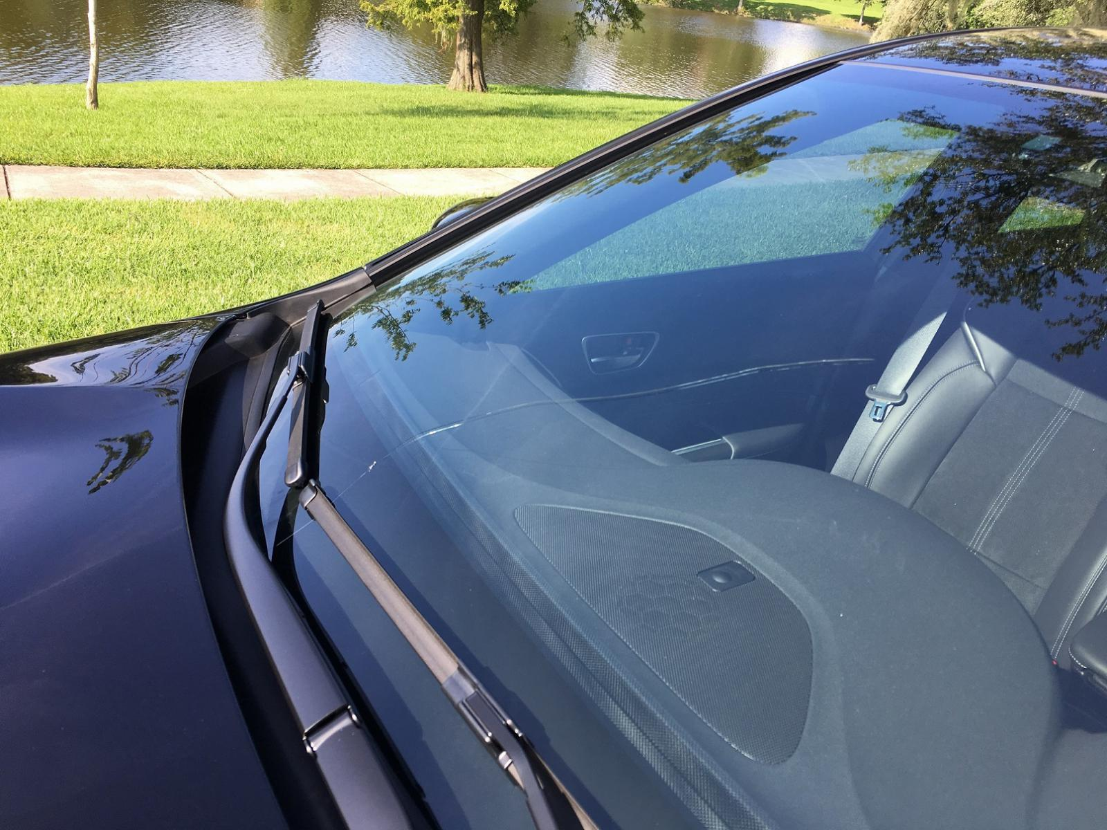 Cracked Windshield OEM Replacement Acura TLX Forum - Acura windshield replacement