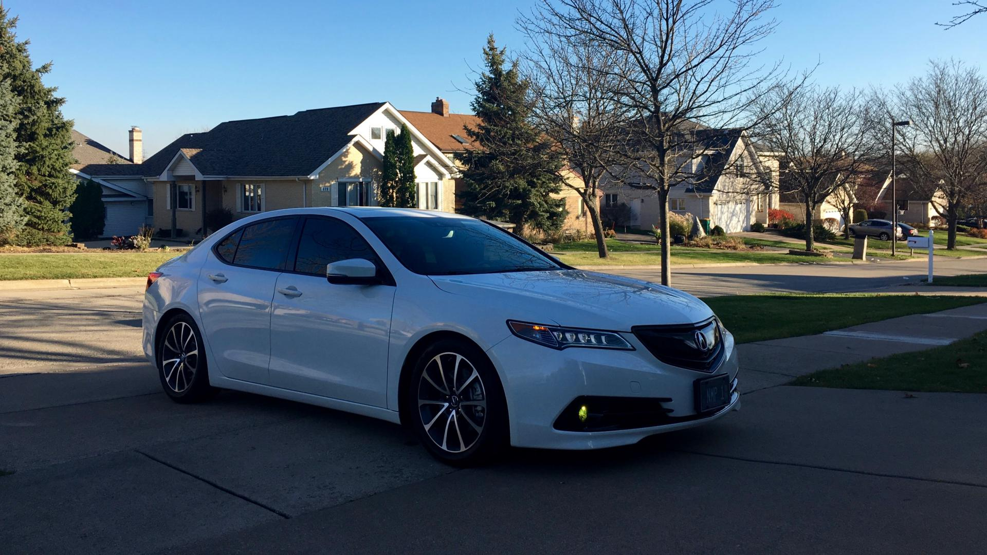 Show Us Your Wheels Page Acura TLX Forum - 2018 acura tl 19 inch wheels