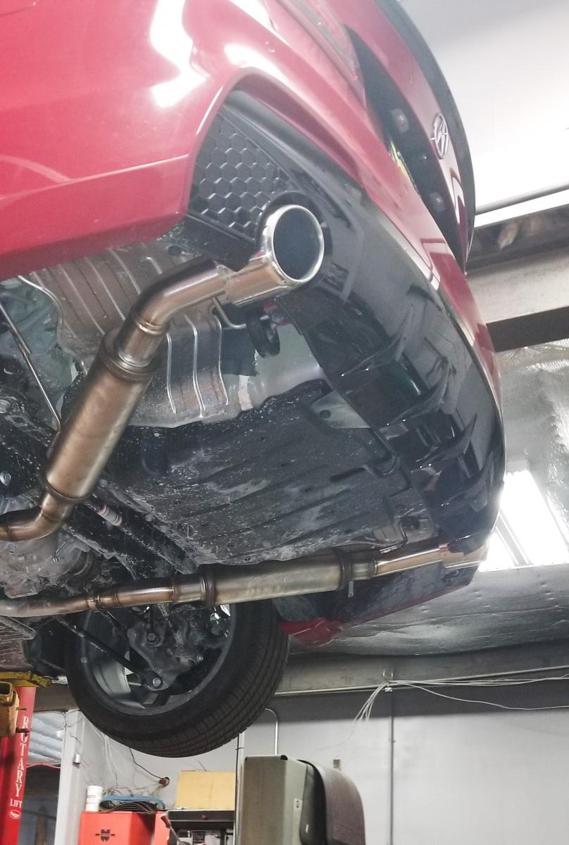 2019 A Spec V6 Exhaust Acura Tlx Forum