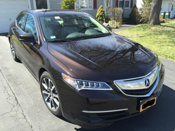 Showcase cover image for '15 TLX V6 Tech FWD