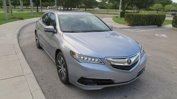 Showcase cover image for 2016 TLX