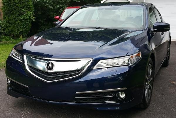 Showcase cover image for Acura TLX