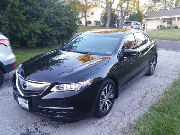 Showcase cover image for AcUrAtEcHsTl's 2015 Acura TLX