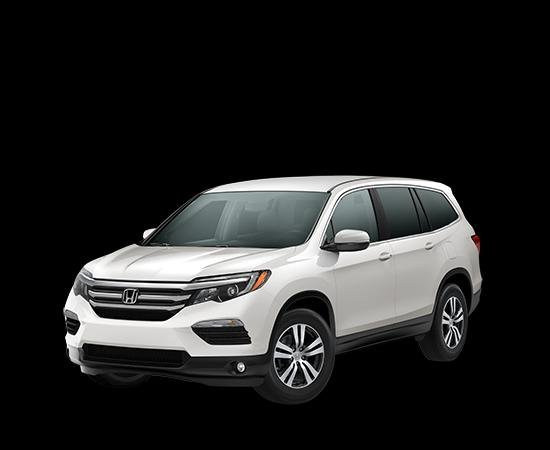 Showcase cover image for Honda Pilot