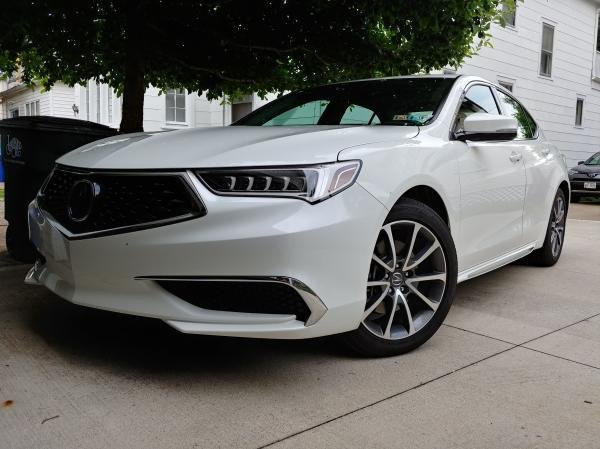 Kevin Miller's 2018 Acura TLX