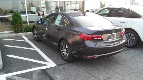 Showcase cover image for Mat's 2015 Acura TLX