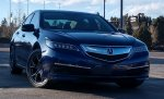 2016 TLX I4 Tech - Project Black & Blue