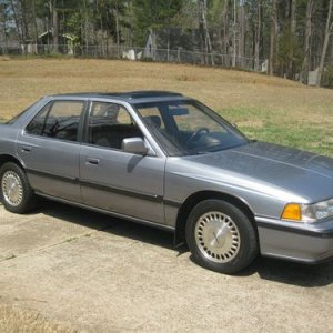 1990 Acura Legend LS