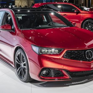 2020 Acura TLX PMC Edition 1