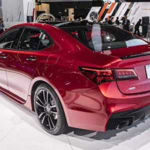 2020 Acura TLX PMC Edition 2
